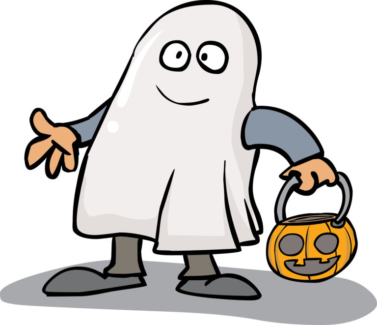 Halloween Costume Clip Art 768×661