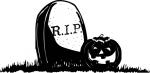 Halloween Decoration Clip Art3 150×73