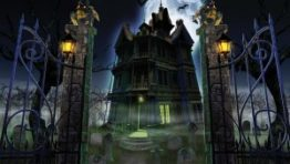 Halloween Haunted House Wallpaper1 300×188