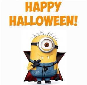 Halloween Minion Wallpaper 300×293