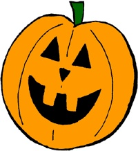 Halloween Pumpkin Clip Art1