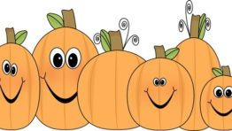 Halloween Pumpkin Patch Clip Art4
