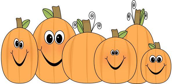 Halloween Pumpkin Patch Clip Art4