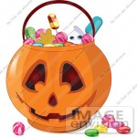 Halloween Treats Clip Art3 150×150