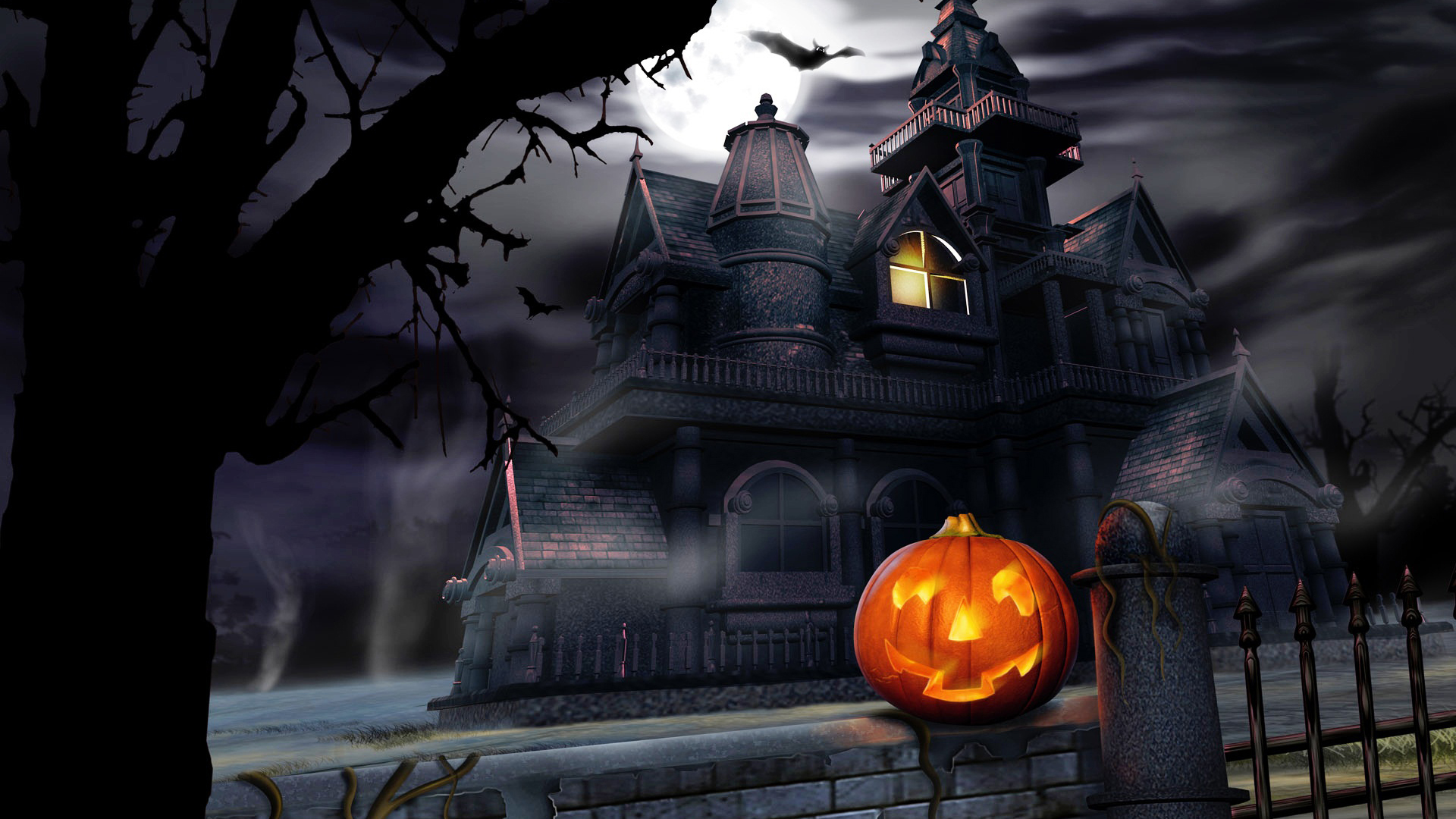 Halloween Wallpaper 1080p1