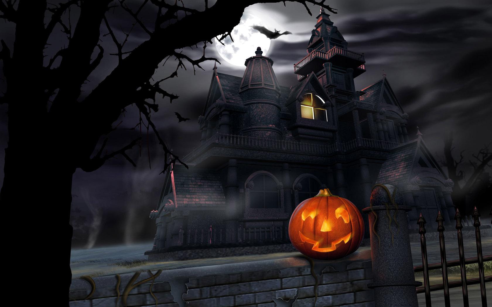 Halloween Wallpaper 1680×10501