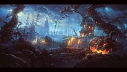 Halloween Wallpaper 300×157