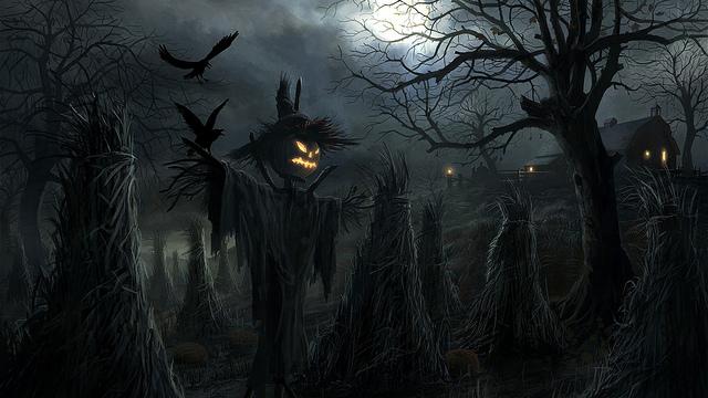 Halloween Wallpaper Facebook1