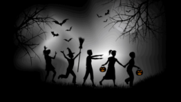 Halloween Wallpaper For Facebook 768×283