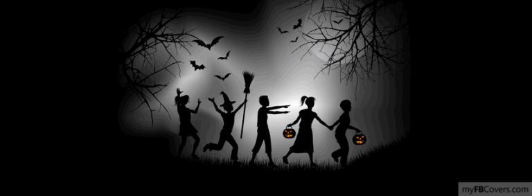 Halloween Wallpaper For Facebook 768×283