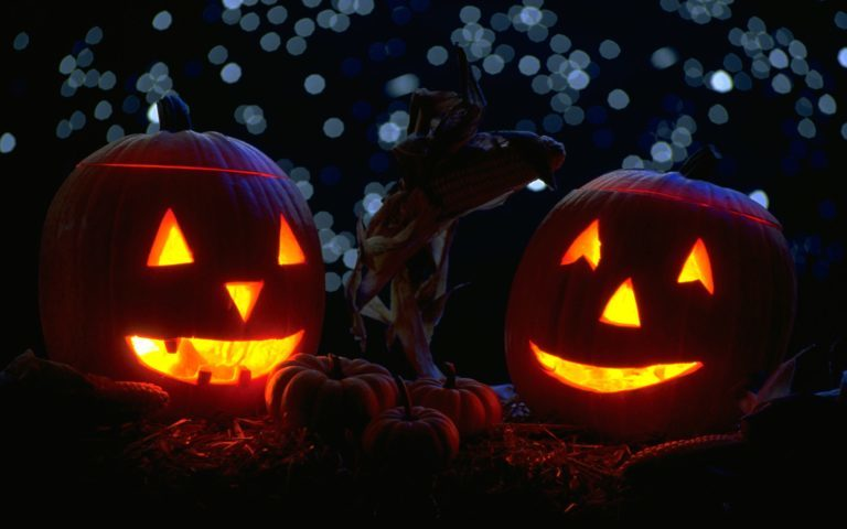 Halloween Wallpaper For Widescreen Desktop 768×480 768×480