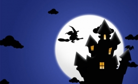 Halloween Wallpaper Free Downloads Animated 280×170