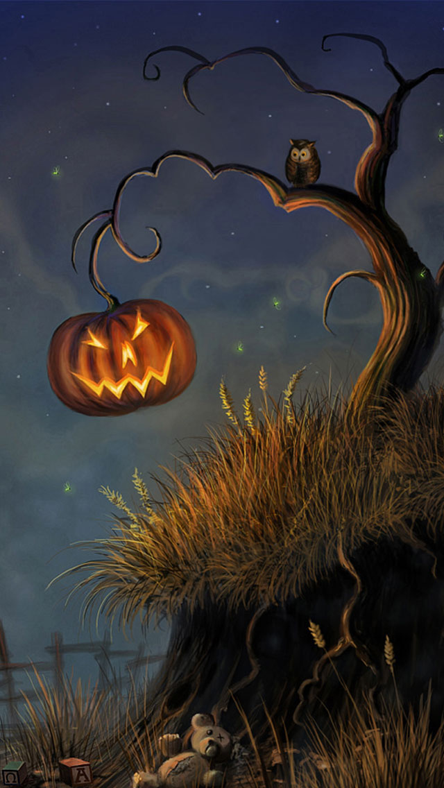 Halloween Wallpaper Iphone1