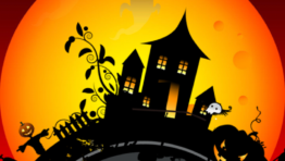 Halloween Wallpaper Rotates