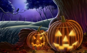Halloween Wallpaper Slideshow2 280×170