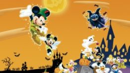 Halloween Wallpaper With Mickey Mouse 300×240