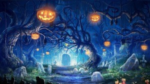 Halloween Wallpapers 1600 X 900 300×168