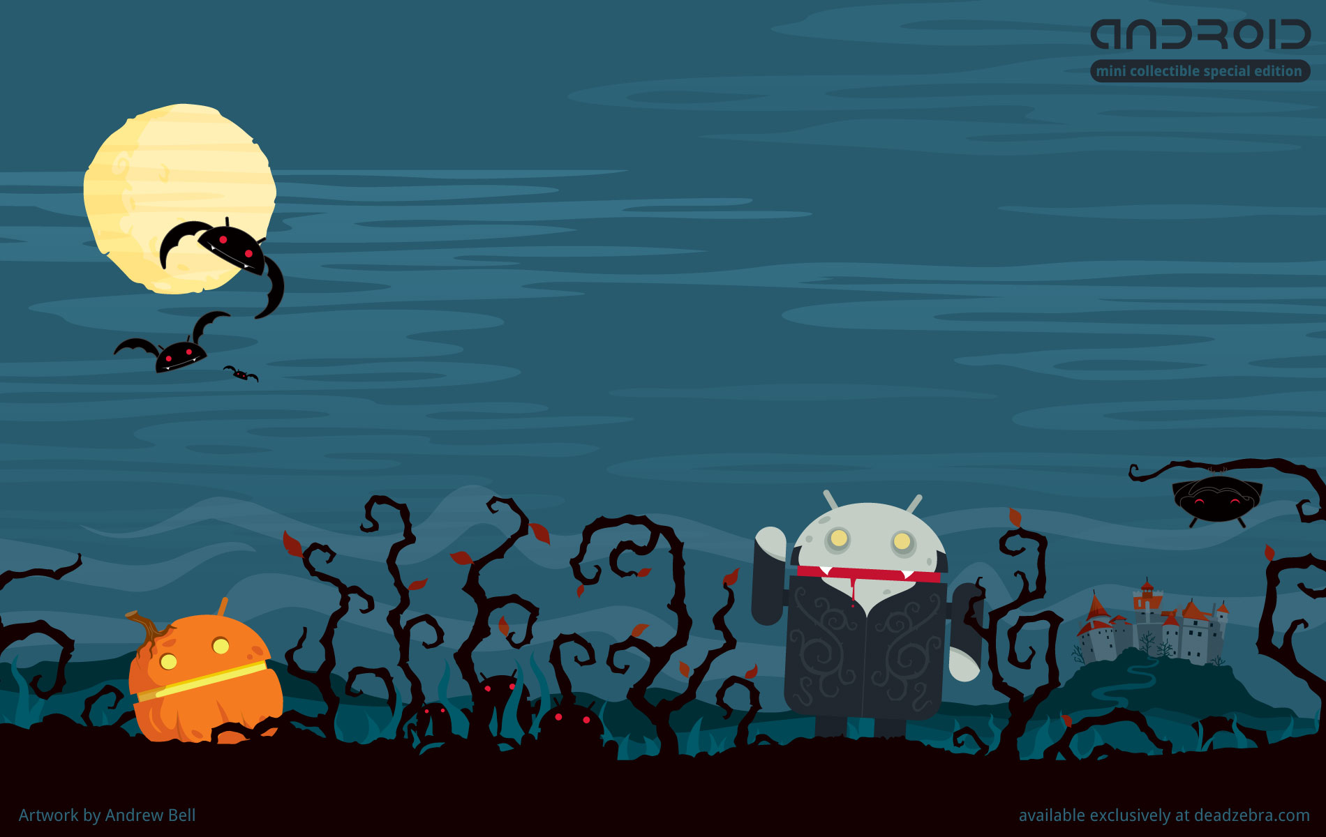 Halloween Wallpapers For Android3