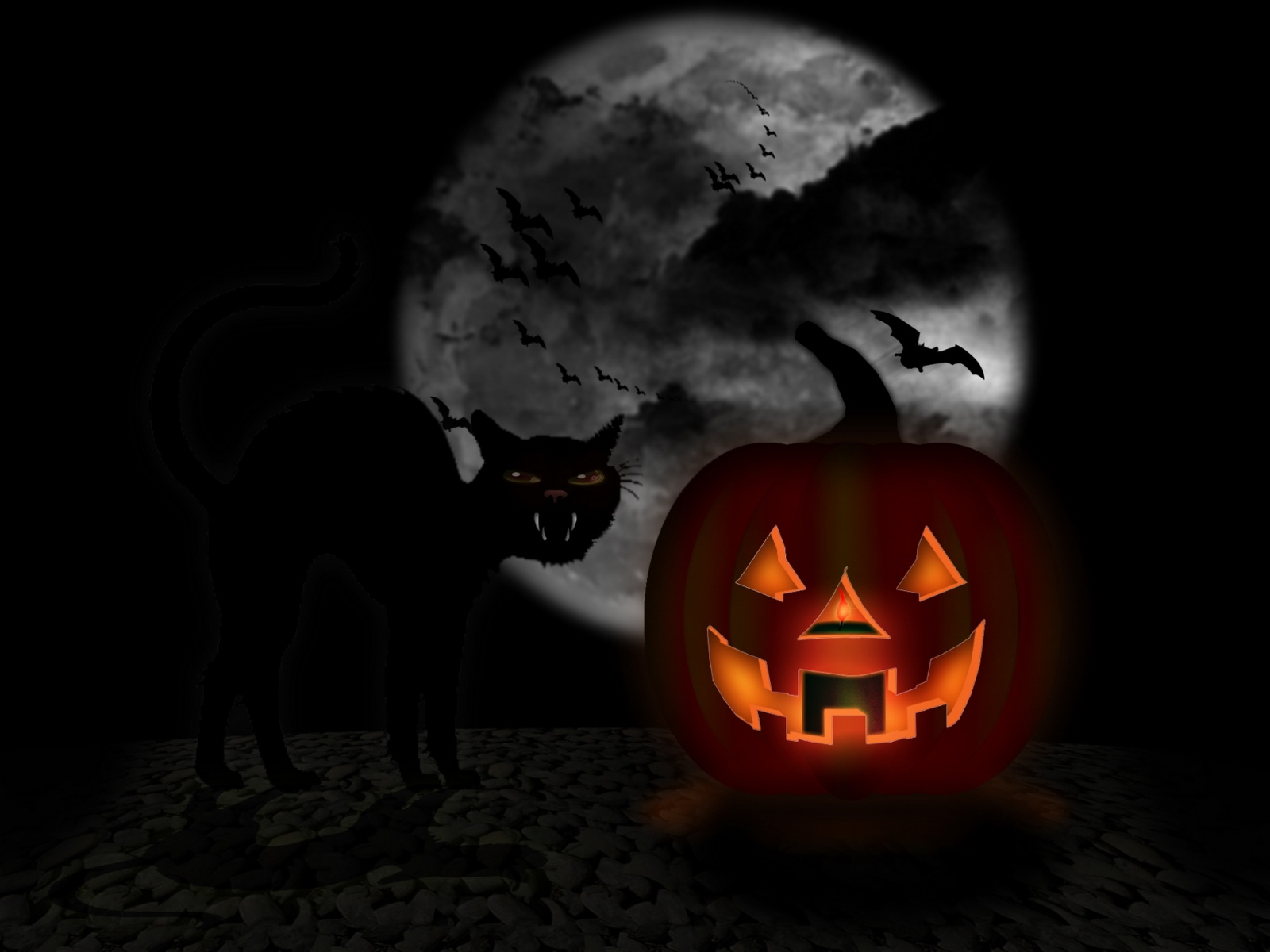 Halloween Wallpapers For Desktop1