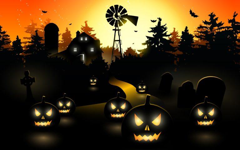 Halloween Wallpapers1 768×480