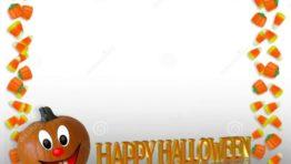 Happy Halloween Border2 800×600 768×576