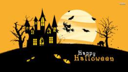 Happy Halloween Desktop Wallpaper2 768×432