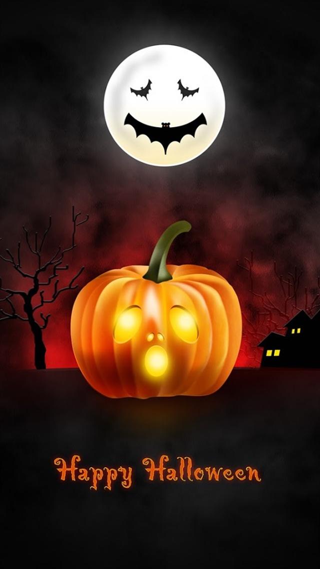 Happy Halloween Iphone Wallpaper4