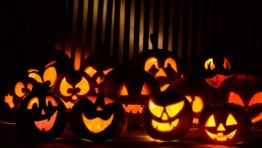 Happy Halloween Pumpkin Wallpaper2