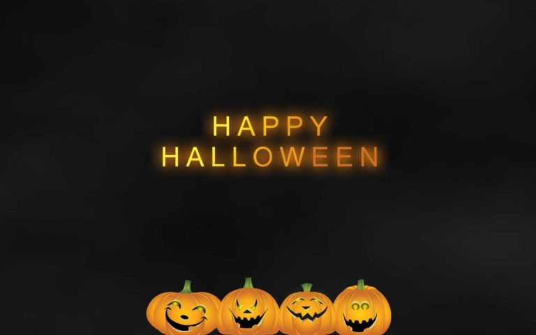 Happy Halloween Wallpapers For Desktop 768×480