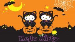 Hello Kitty Halloween Wallpaper For Computer 300×188
