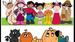Kids Halloween Clip Art Pictures1