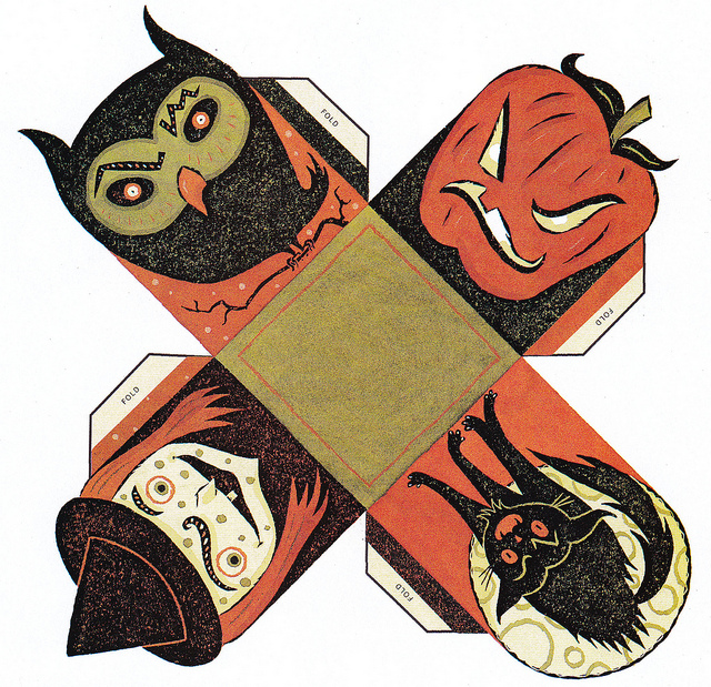 Martha Stewart Halloween Clip Art1