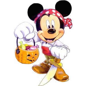 Mickey Halloween Clip Art1 300×300