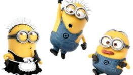 Minion Halloween Clip Art4 300×194