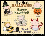 My First Halloween Clip Art5 150×120