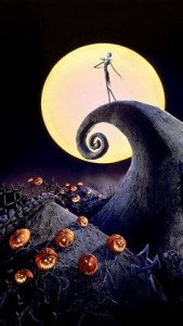 Nightmare Before Christmas Iphone Wallpaper 169×300