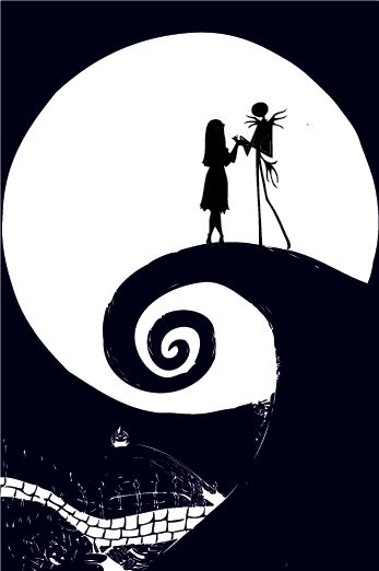 Nightmare Before Christmas Iphone Wallpaper1