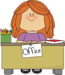 Office Halloween Clip Art1 131×150