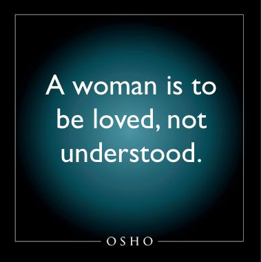 Osho Quotes About Women