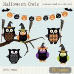 Owl Halloween Clip Art Download6 150×150