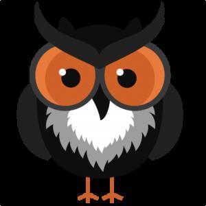 Owl Halloween Clip Art1 300×300