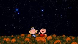 Peanuts Halloween Wallpaper2