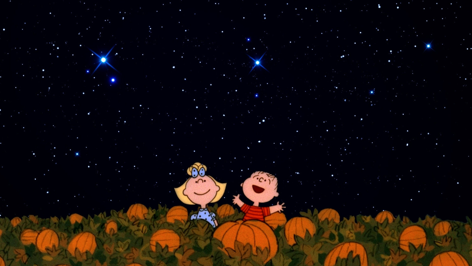 Peanuts Halloween Wallpaper2