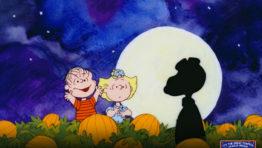 Peanuts Halloween Wallpaper3