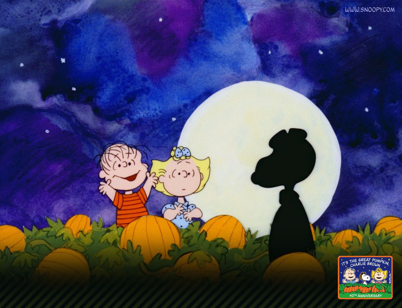 Peanuts Halloween Wallpaper3