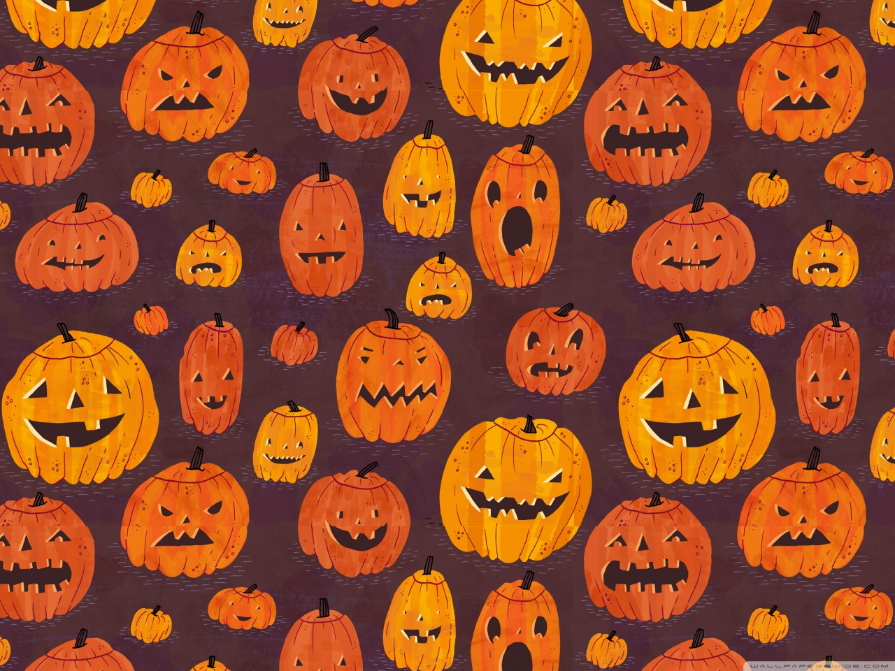 halloween pictures wallpaper pumpkin - photo #18