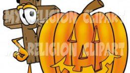 Religious Halloween Clip Art 294×300