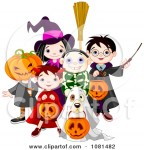 Royalty Free Halloween Clip Art For Kids4 144×150