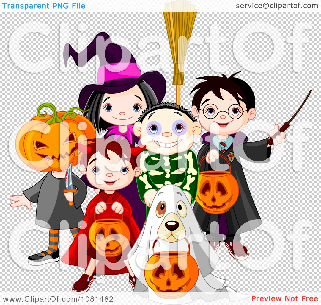 Royalty Free Halloween Clip Art For Kids7