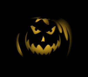 Scary Halloween Clip Art 300×263
